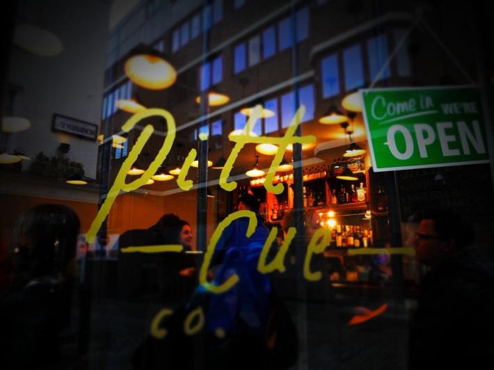 Pitt Cue Co. entrance